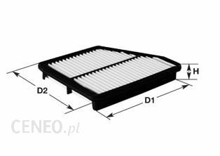 Clean Filters Ma3169