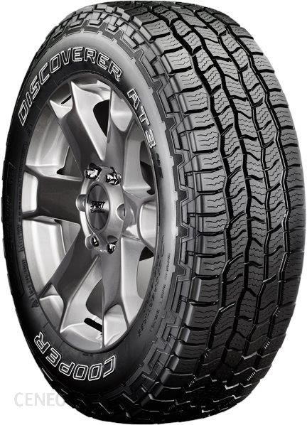 Opony Cooper Discoverer At3 4S 265/70R15 112T Owl Suv