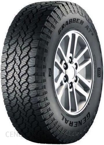 Opony General Grabber AT3 265/60 R18 110H BSW SUV